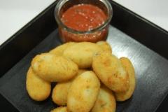 Potato and Parmesan Croquettes